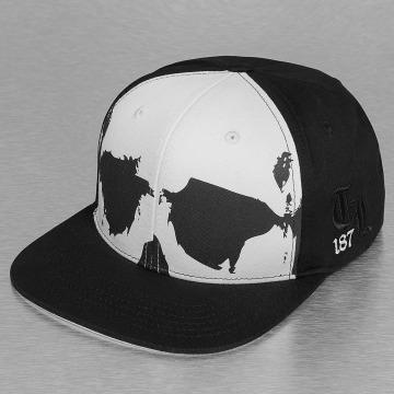 Thug Life Snapback Caps Scully czarny