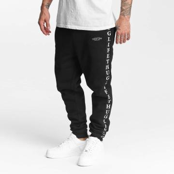 Thug Life Sweat Pant Wired black