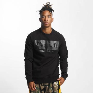 Thug Life Swetry THGLFE czarny