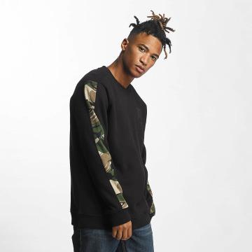 Thug Life Swetry Simple czarny