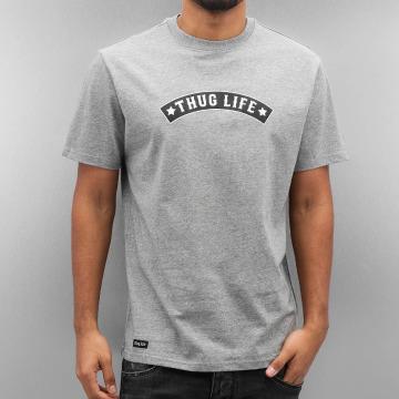 Thug Life T-Shirt Richking gris