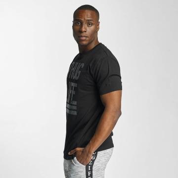 Thug Life T-Shirt Ghost schwarz