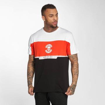 Thug Life t-shirt Leopard zwart