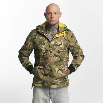 Thug Life Transitional Jackets Threat grøn