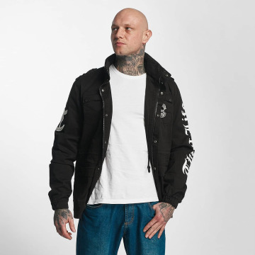 Thug Life Transitional Jackets 187 svart