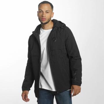 Timberland Демисезонная куртка Lightweight Hooded Shell черный