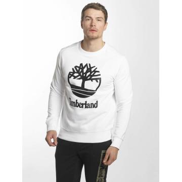 Timberland Пуловер Stacked Logo белый