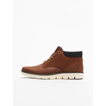 Timberland Сникеры Bradstreet Chukka Leather коричневый