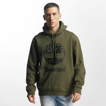 Timberland Толстовка Stacked оливковый