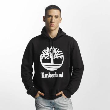 Timberland Толстовка Stacked черный