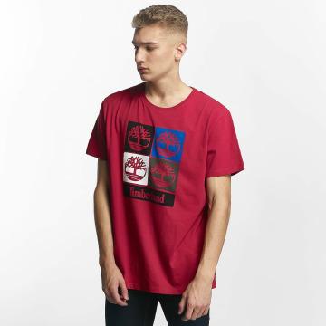 Timberland Футболка 90'S Logo красный