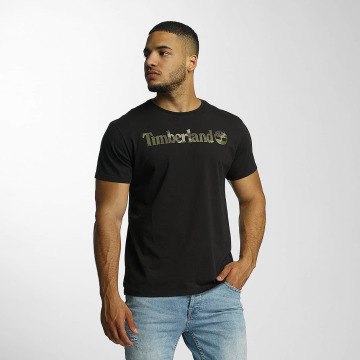 Timberland Футболка Dustan River Camo Print Brand черный