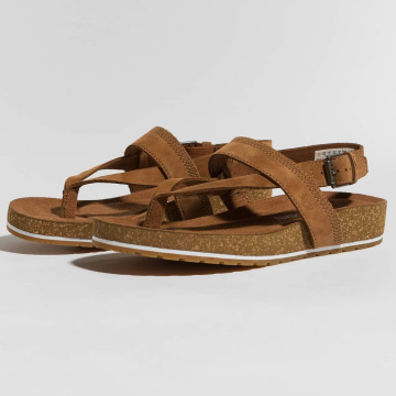 Timberland Шлёпанцы Malibu Waves Thong коричневый