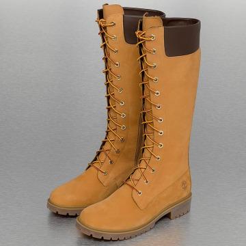 Timberland Boots-1 Earthkeepers Premium 14 Inch Zip beige