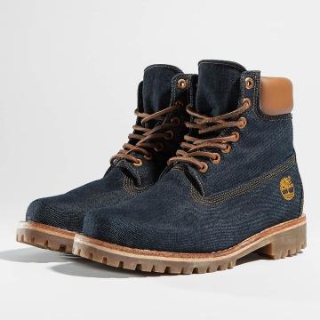 Timberland Boots Heritage 6 Fabric blu