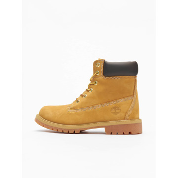 Timberland Boots 6 In Premium marrón