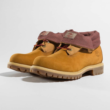 Timberland Chaussures montantes Roll Top F/F AF beige