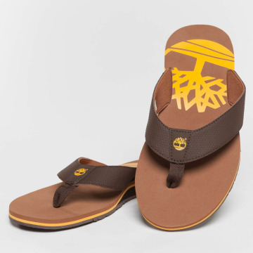 Timberland Sandaalit Wild Dunes Synth Thong ruskea