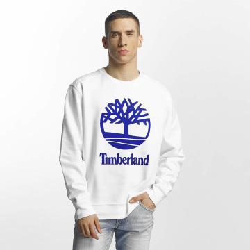 Timberland Sweat & Pull Stacked blanc