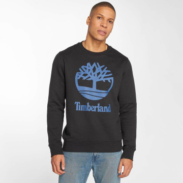 Timberland Trøjer Stacked Logo sort