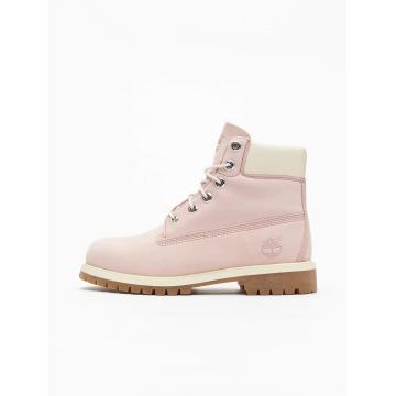 Timberland Vapaa-ajan kengät 6 In Premium purpuranpunainen