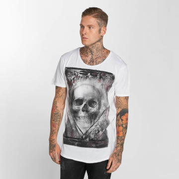 trueprodigy Camiseta True Skull blanco