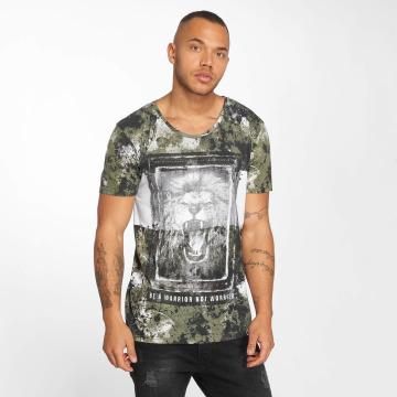 trueprodigy Camiseta Lion caqui