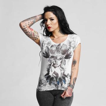 trueprodigy Camiseta Native gris