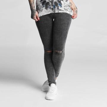 trueprodigy Leggings/Treggings Ripped gray