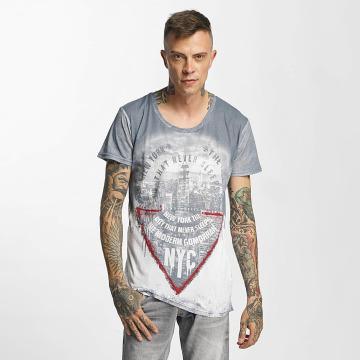 trueprodigy T-paidat NYC harmaa
