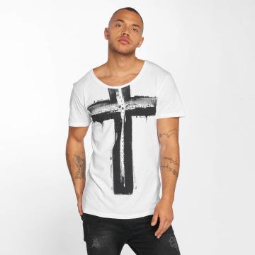 trueprodigy T-paidat Heaven & Hell valkoinen