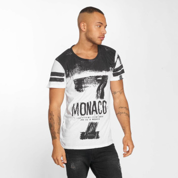 trueprodigy T-shirt Go To Monaco bianco