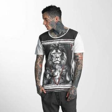 trueprodigy T-Shirt Lionhead blanc