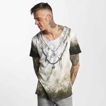 trueprodigy T-shirt Chains grå