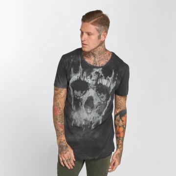 trueprodigy T-Shirt Pay For The Skull gray