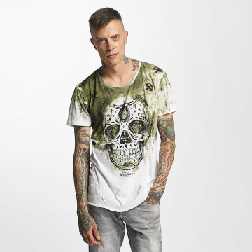 trueprodigy T-shirt Skull grön