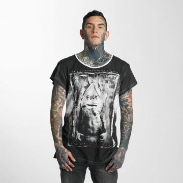 trueprodigy T-Shirt Bad Girls Be Liked noir