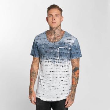 trueprodigy T-Shirty Mitch niebieski