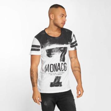 trueprodigy T-skjorter Go To Monaco hvit