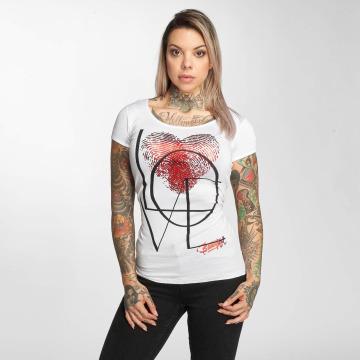 trueprodigy T-skjorter Hermine hvit