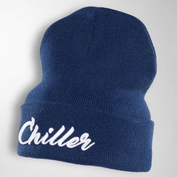 TrueSpin Beanie Chiller blau
