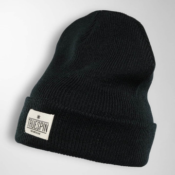 TrueSpin Bonnet Warm noir