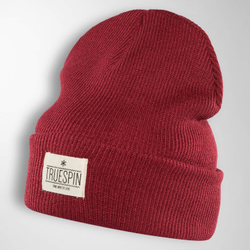 TrueSpin Bonnet Warm rouge