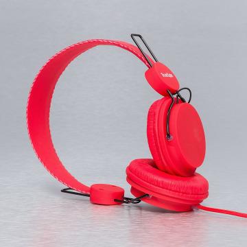 TrueSpin Casque audio& Ecouteurs Plain rouge