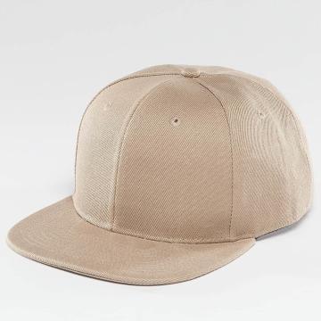 TrueSpin Casquette Snapback & Strapback Blank beige