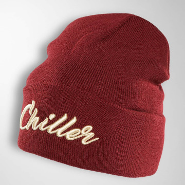 TrueSpin Czapki Chiller czerwony