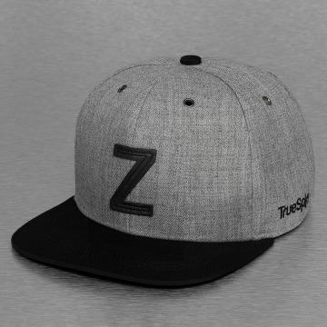 TrueSpin Gorra Snapback ABC-Z Wool gris