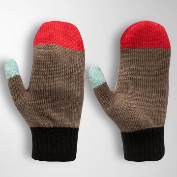TrueSpin handschoenen Mittens bruin