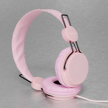 TrueSpin Kuulokkeet Plain roosa