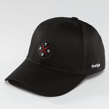 TrueSpin Snapback Caps SB50 čern